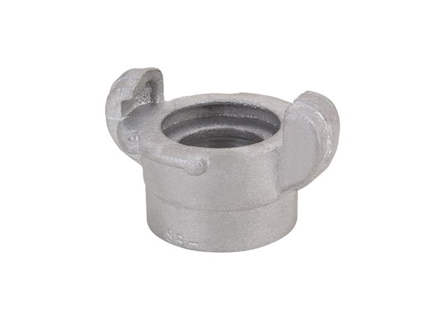 AL Sandblasting Female Thread Coupler